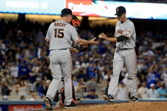 Former Giants' Reliever Javier Lopez Calls it Quits: Report