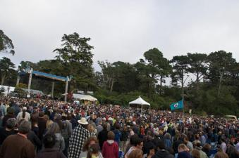 How to Get Around Hardly Strictly Bluegrass
