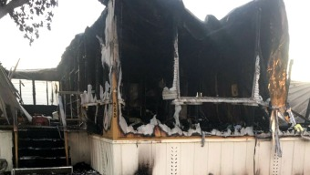 2 Dead After San Leandro Mobile Home Catches Fire: FD