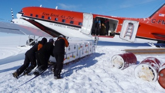 Team Digs in Antarctica to Predict the Future of the Climate