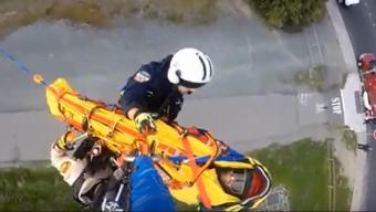 Injured Mountain Biker Rescued From East Bay Regional Park