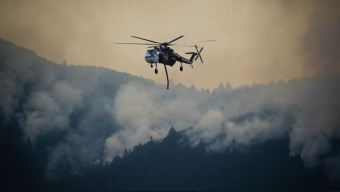 Crews Hope Rain Will Further Help Tamp Wildfires