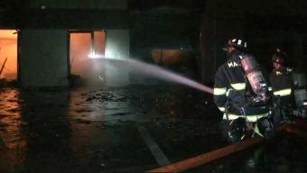 Fire Crews Contain 2-Alarm Blaze in Novato
