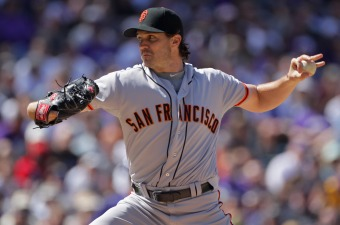 San Francisco Giants Win First Game of Season