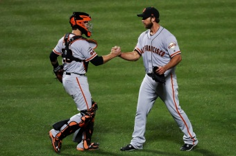 Giants Hoping to Muster Postseason Magic Once Again
