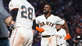 Mc-Clutch! Walk-Off Homer vs Dodgers Carries Giants to Win