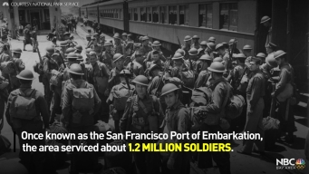 Fort Mason: San Francisco's Port of Embarkation