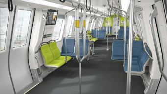 BART's New Fleet of the Future Goes Into Service Friday