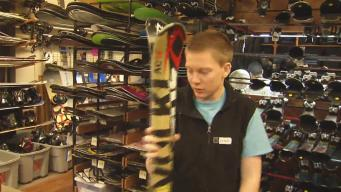 Storm Leads to Big Business for Ski Rental Shops