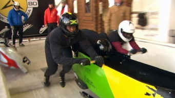 Jamaican Bobsled Team Gets Silicon Valley Olympic Boost