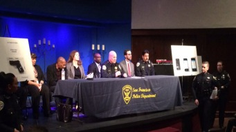 SFPD Chief Orders Classes, Releases Texts
