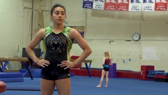 East Bay Gymnast Carries Mexico's Olympic Hopes