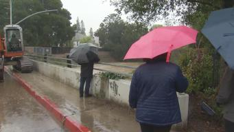 Storm Brings More Concerns for Residents Near San Francisquito Creek