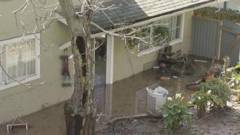 'It's a Really Sad Time': San Jose's Nordale Neighborhood a Flooded 'Disaster' Zone
