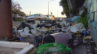 Oakland Residents Demand City Fix Growing Illegal Dumping Problem