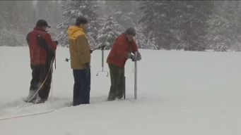 Sierra Snowpack Jumps to 130 Percent of Avg.