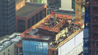 SoMa High-Rise Construction Site Secured; Evacuations Lifted