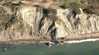 Cliff Rescue in San Francisco's Baker Beach