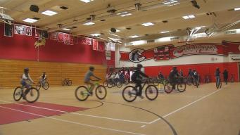 San Jose Middle School Students Get Free Bikes