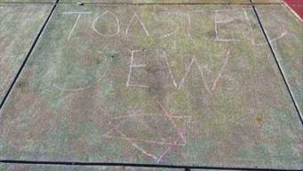 Anti-Semitic Graffiti Found on High School Campus