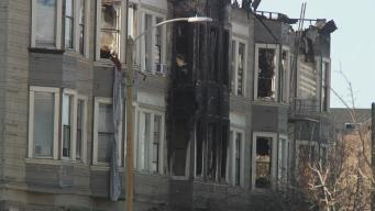 4th Person Pronounced Dead After Four-Alarm Oakland Blaze