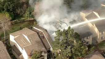 34 Displaced Following Fremont Apartment Fire