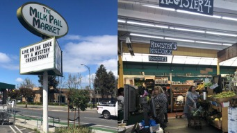 Mountain View's Milk Pail Market Closing After 45 Years