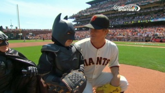 "Fans Feel ""Giants Fever"" on Home Opener Day"