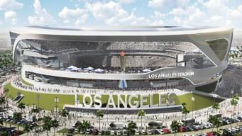 Design Overhauled for Carson NFL Stadium