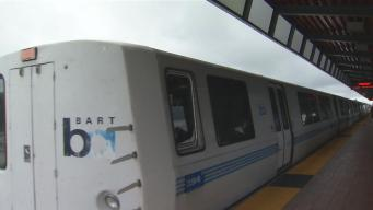 BART Workers Replace Tracks Following Derailment