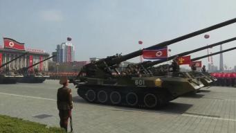 U.S. Keeping a Close Watch on North Korea's Growing Warfare
