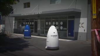 Man Knocks Over Security Robot, Ends Up in Jail in Mountain View