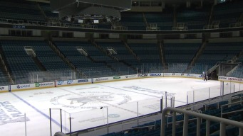 Sharks Invite Fans to Watch Party at SAP Center