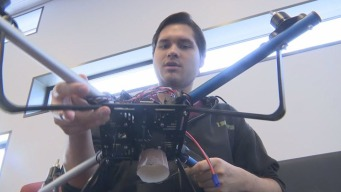 Students Work to Create Zika-Fighting Drones