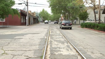 Calistoga's Historic Rails Reach End of the Line