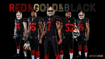 Raiders Offer Pointed Response to 49ers' Black Jerseys