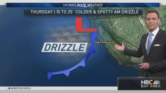 Jeff's Forecast: Much Cooler Ahead