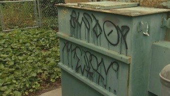 San Jose Considers Rewarding People for Catching or Identifying Vandals