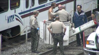 12-Hour Standoff on VTA Train Ends Peacefully
