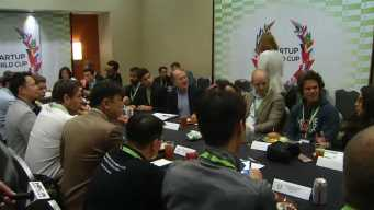 'Startup World Cup' Held in San Francisco
