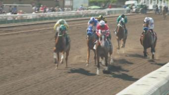 Heat Postpones Horse Racing at Alameda County Fair