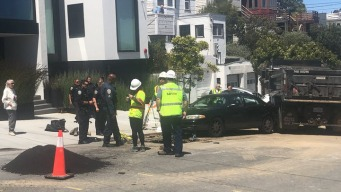Vehicle Unhitched From Tow Truck Causes Deadly Crash in SF