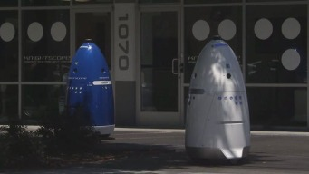 Security Robot Injures Boy at Stanford Shopping Center