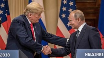 Politicians Call Trump-Putin News Conference 'Embarrassing'