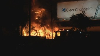 Arson Suspected in San Jose Storage Unit Fire