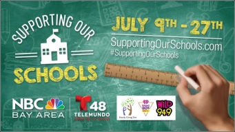 Bay Area Locations Where You Can Drop Off School Supplies