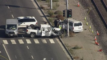 Teen Killed, 5 Injured in South Bay Crash