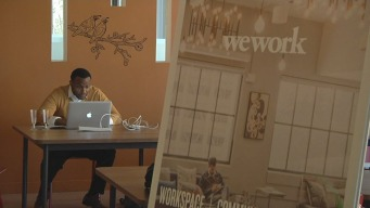 NY-Based WeWork Opens Up Office Space in Silicon Valley