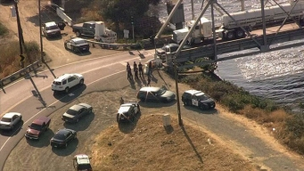 Police Pursuit Ends on Highway 4 in East Bay