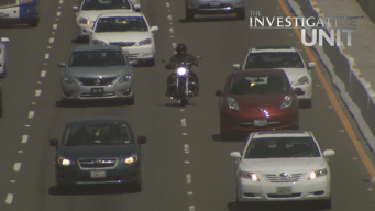 CA Allows Lane-Splitting, But Doesn't Track Related Crashes